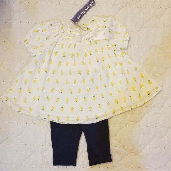 Artisan Ny Other - Baby girls summer outfit